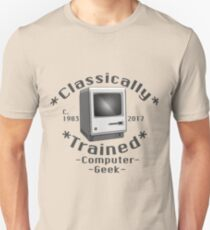 Classically Trained -Computer Geek- T-Shirt