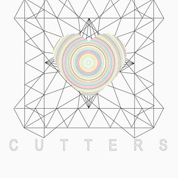 Cut Copy - In Ghost Colours by infinitX