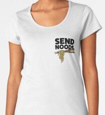 SEND NOODS Frauen Premium T-Shirts