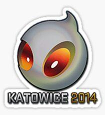 Sticker   Team Dignitas (Holo)   Katowice 2014 Sticker