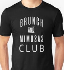 Brunch and Mimosas Club T-Shirt