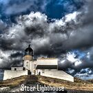 Stoer Lighthouse HDR by Alexander Mcrobbie-Munro