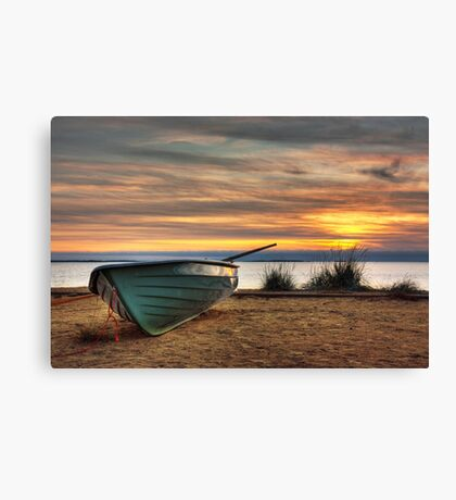 Where do you want to go? Canvas Print
