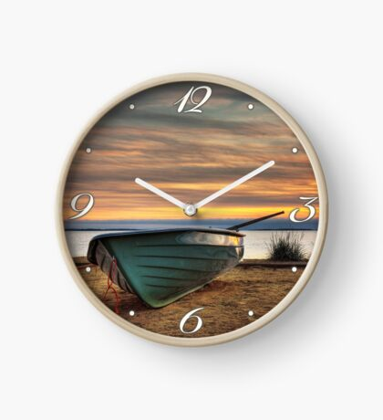 Where do you want to go? Clock