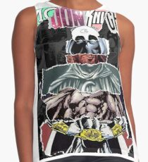 Moon Knight Ripped Personalities Contrast Tank