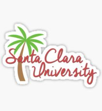 Santa Clara University  Sticker