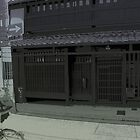 Streets Of Kyoto by Bryan W. Cole