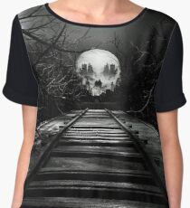 End of the Line  Women's Chiffon Top