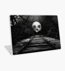 End of the Line  Laptop Skin