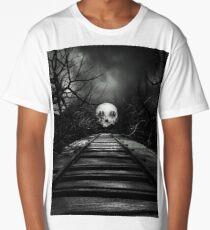 End of the Line  Long T-Shirt