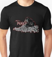 Mad Murder (Graffiti Crow Design) T-Shirt