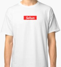 supreme exo sehun Classic T-Shirt