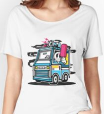 Killer Ice Cream Truck Women's Relaxed Fit T-Shirt