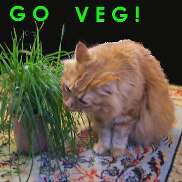 Go Veg! by wynity2