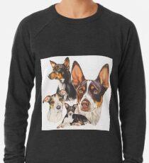 Rat Terrier Lightweight Sweatshirt