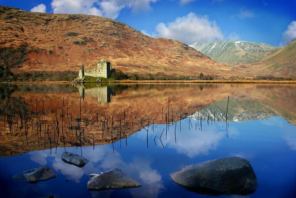 Far Away Castle by Becca  Cusworth