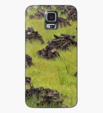 Irish Turf Case/Skin for Samsung Galaxy
