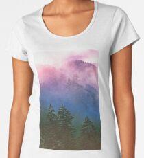 MISTY MOUNTAINS Women's Premium T-Shirt