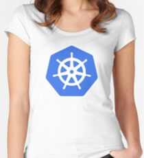 Kubernets Women's Fitted Scoop T-Shirt