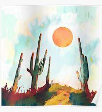 Desert Day Poster