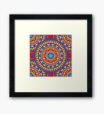 Oneness Tribe Framed Print
