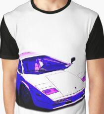Lamborghini Countach Graphic T-Shirt
