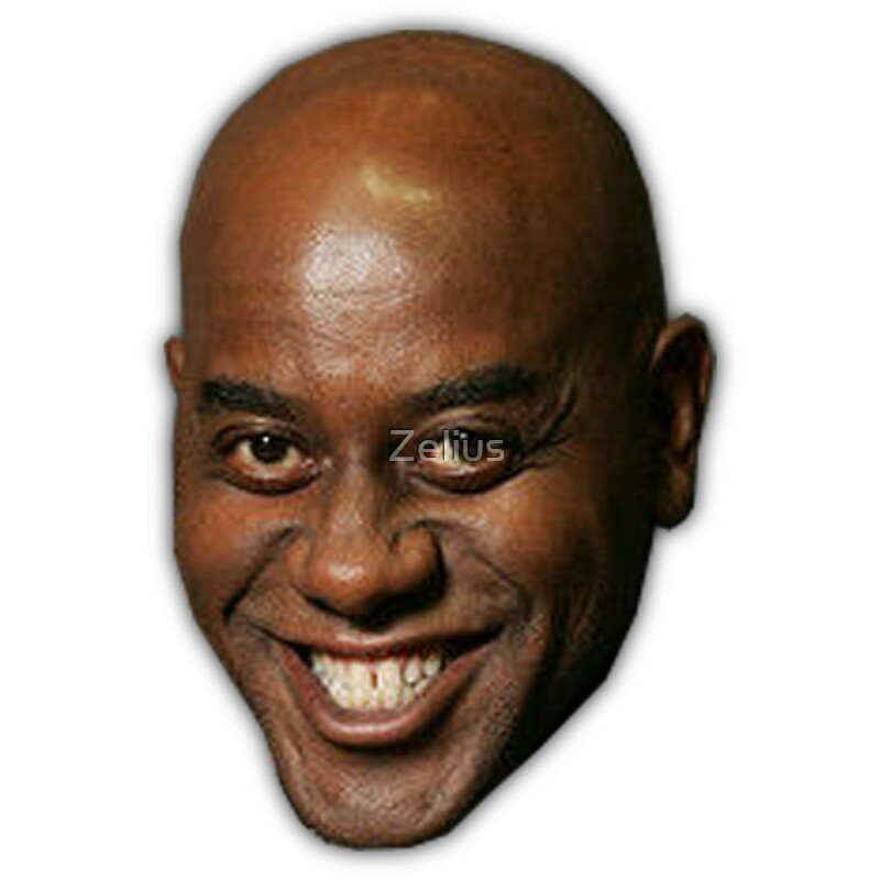 Ainsley harriott meme