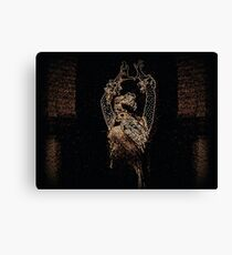 GREAT GHOST DANCER  Canvas Print