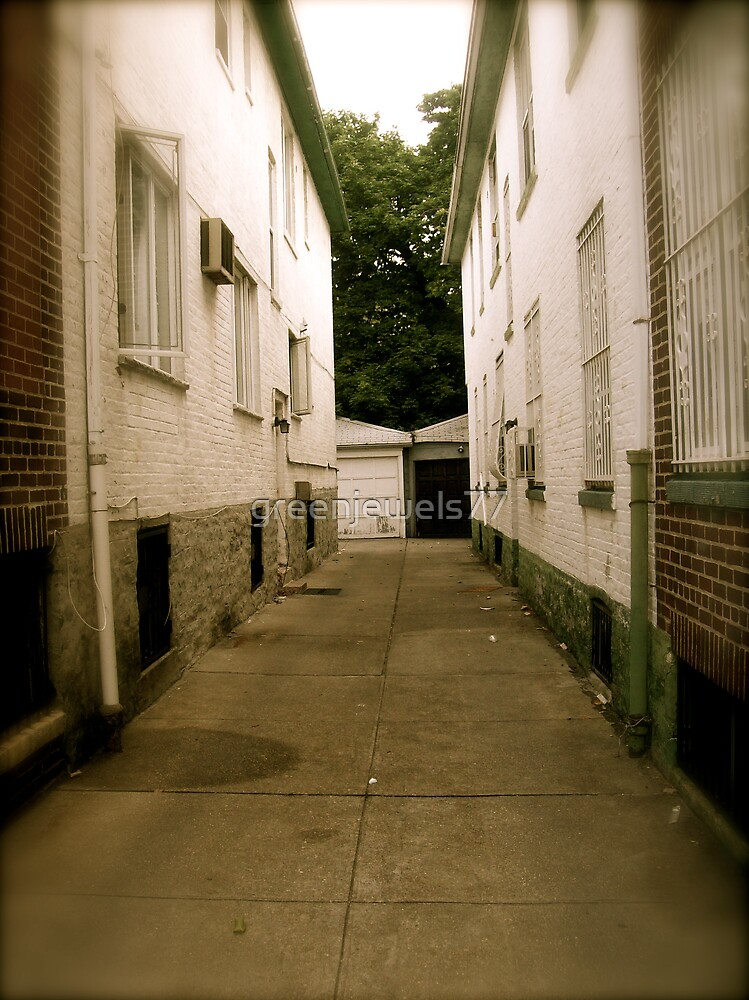 Alley - Sunset Pk by greenjewels77