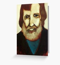 Jim Henson Greeting Card