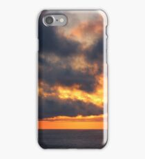 DELMAR SUNSET iPhone Case/Skin