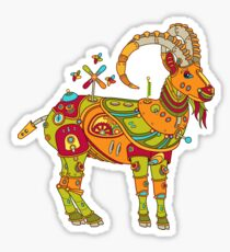 Ibex, from the AlphaPod collection Sticker