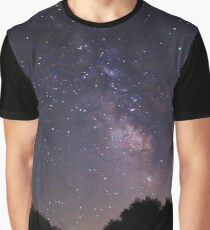 Perseid meteor shower Graphic T-Shirt