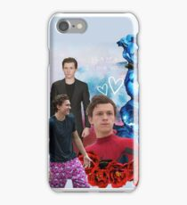 Tom Holland Floral  iPhone Case/Skin