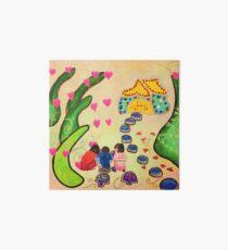 Friends in Fairyland Art Board