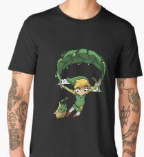 Legend Of Zelda - Flying Away Men's Premium T-Shirt