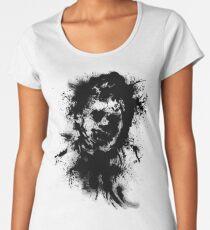Texas Inkblot (classic) Women's Premium T-Shirt
