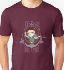Let The Wind Guide You T-Shirt