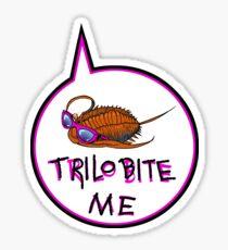 Trilobite Me Sticker