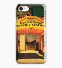 Rancho Cucamonga Service Station - Love Your Selfie iPhone Case/Skin