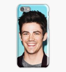 Grant Gustin  iPhone Case/Skin