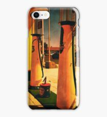 Rancho Cucamonga Service Station Exterior  iPhone Case/Skin
