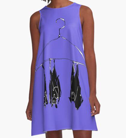 fruitbats in the closet A-Line Dress