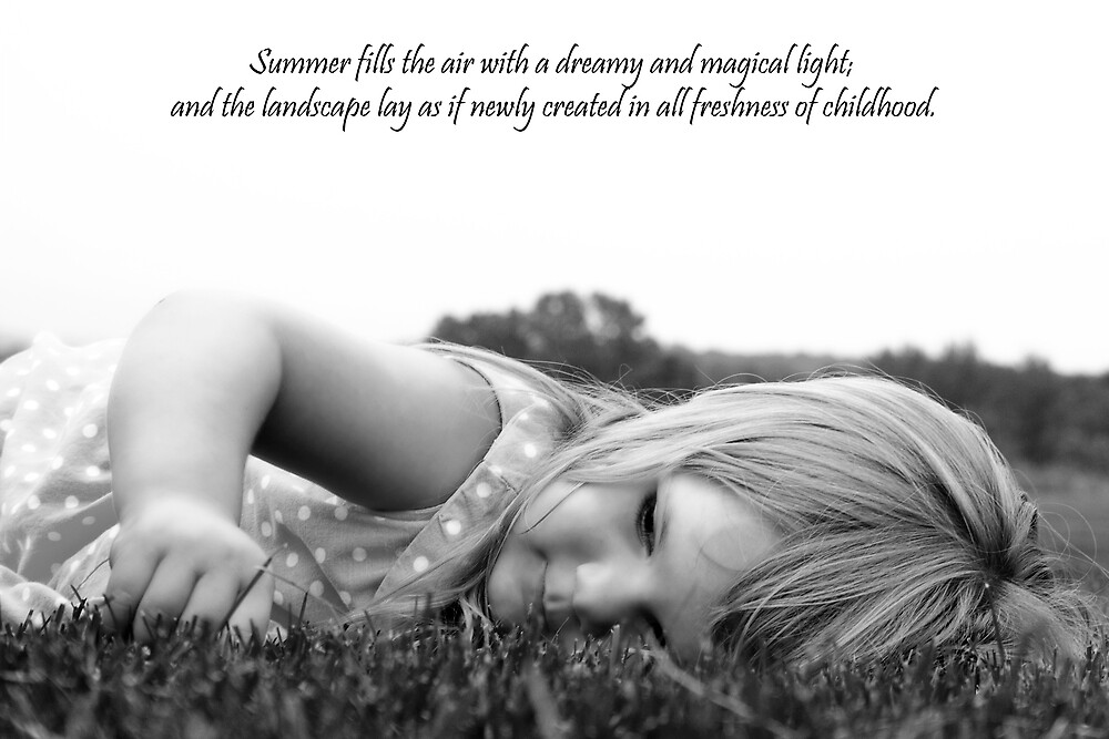 Summer Grass [with words] by Melissa Arel Chappell