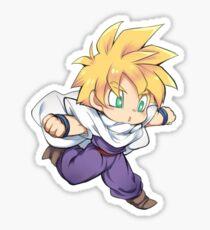 !Gohan Chibi! Dragon Ball Sticker