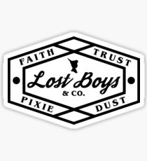 Lost Boys & Co. Sticker