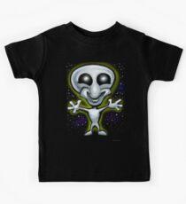 Alien Kinder T-Shirt