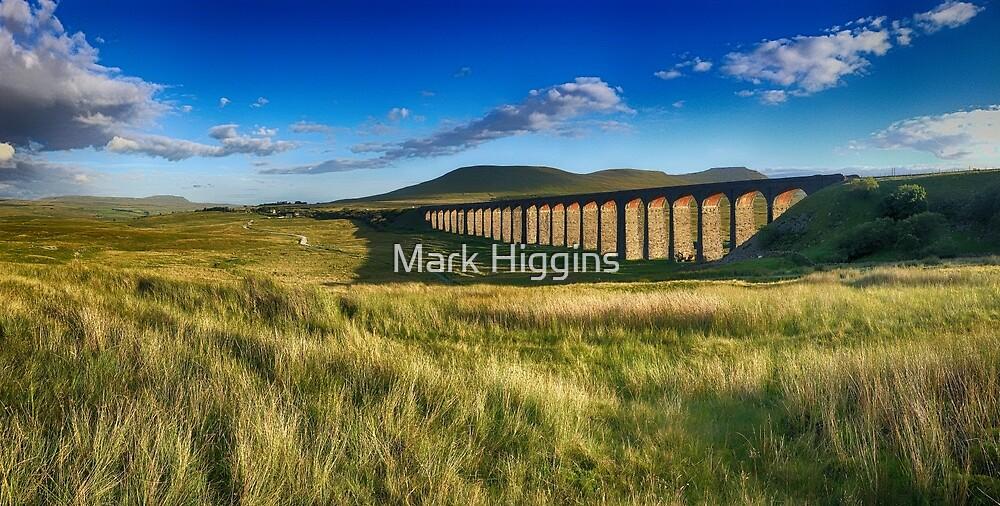 Ribblehead Viaduct by Mark Higgins