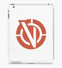 The Vindicators Logo iPad Case/Skin
