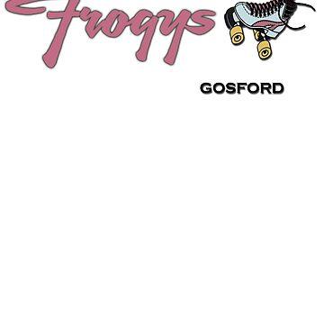 Skate @ Frogys - Gosford  by mozdesigns